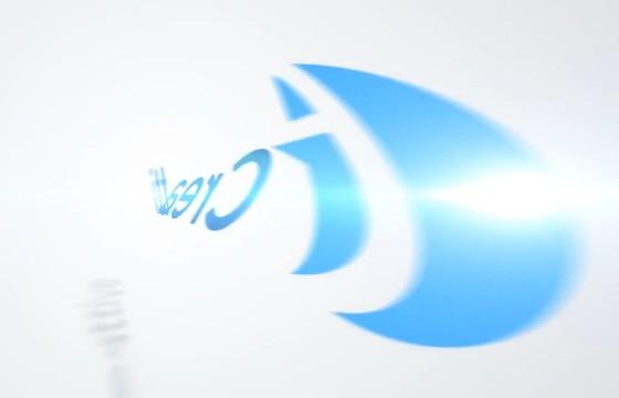 AE模板-干净简洁的LOGO旋转动画 Clean Rotation Logo