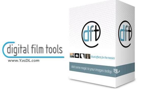 AE Pr PS插件 数字电影调色工具 Digital Film Tools DFT v1.1.1