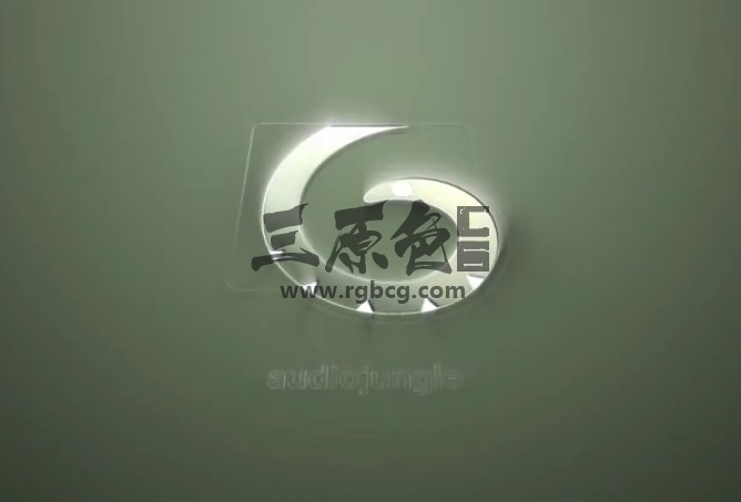 AE模板 优雅射灯LOGO标志片头 Elegant Light Logo Ae 模板-第1张