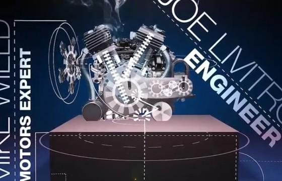 AE模板-机械动力学与技术发明简介 Technology Invention Intro