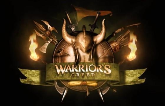 Pr基本图形模板 Mogrt预设 史诗战士 Epic Warrior Logo