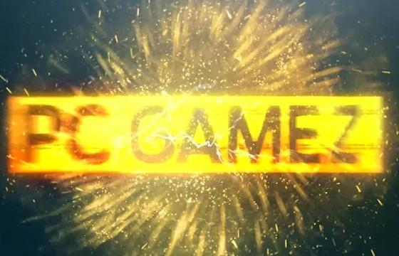 AE模板 电影游戏文字标题片头 Film Game Production Logo Title