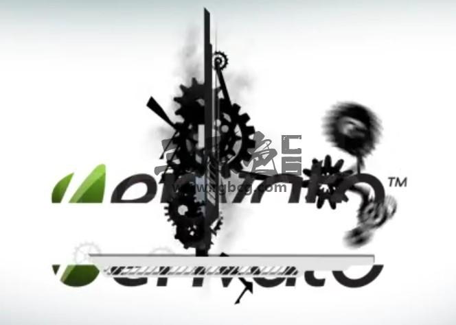 AE模板 有趣的机械动画LOGO标志 Fun Clean Mechanical Logo Ae 模板-第1张