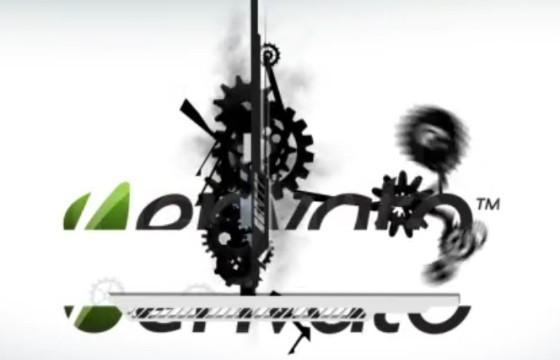 AE模板 有趣的机械动画LOGO标志 Fun Clean Mechanical Logo