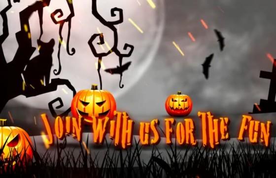 AE模板 万圣节图文预告片 Halloween Teaser Promo Pack