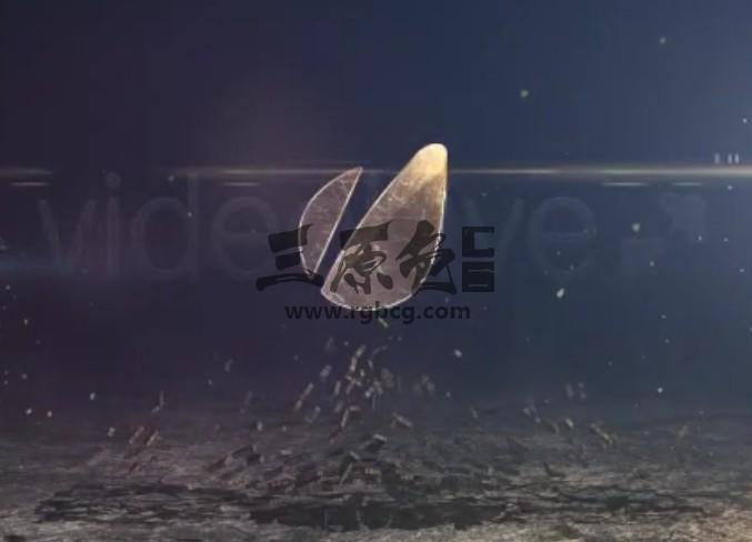 AE模板 LOGO标志 静止特效动画片头 VideoHive Impact Logo Ae 模板-第1张