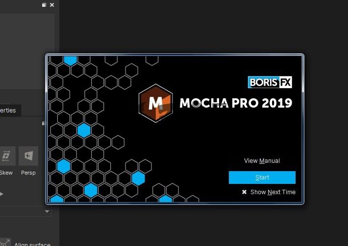 最新专业版平面三维跟踪反求软件 Mocha Pro 2019 v6.0 Win 影视后期-第1张