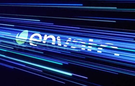 AE模板 粒子光线文字标题特效片头 Network Reveal