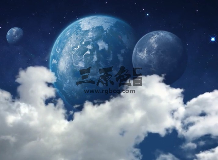 AE模板-宇宙外太空行星运动制造 VideoHive Planet Maker Ae 模板-第2张