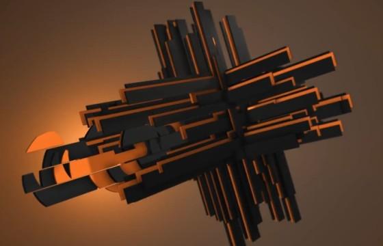 AE模板-三维元素LOGO标志动画片头 Plus Element 3D Logo Opener