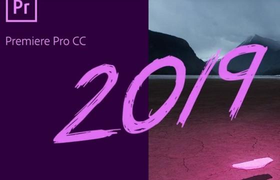 Adobe Premiere Pro CC 2019 v13.0 Pr For Win 一键安装版