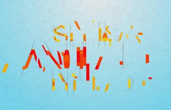 AE模板 英文字母卡通图形动画显示 Stylish Animated Typeface