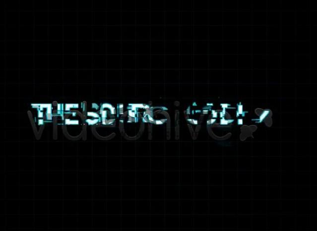 AE模板-文字标题LOGO变换动画特效 Transform Title Ae 模板-第1张