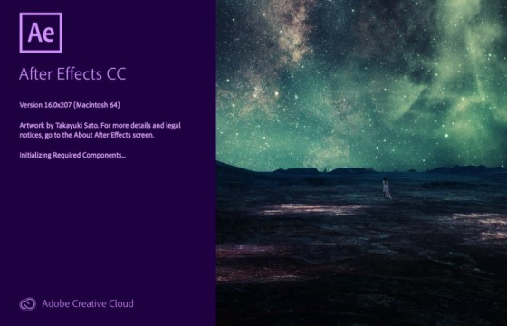 Adobe After Effects CC 2019 v16.0 For Win 中文一键安装版