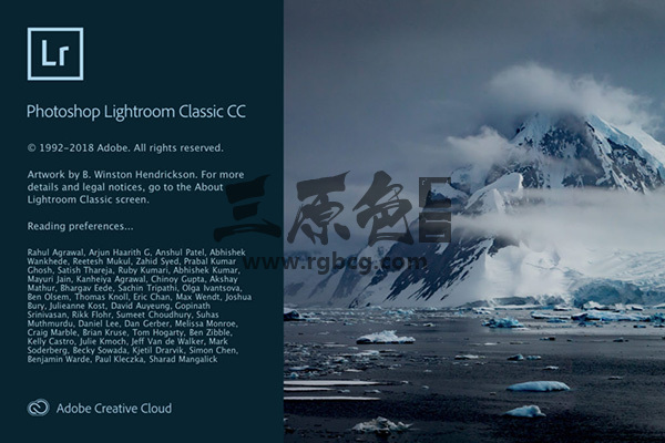 Adobe Photoshop Lightroom Classic CC 2019 v8.2中文一键安装版 Adobe 软件-第1张