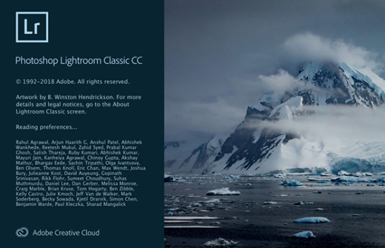 Adobe Photoshop Lightroom Classic CC 2019 v8.2中文一键安装版