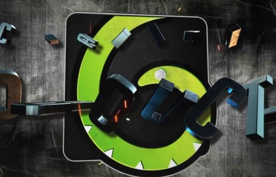AE模板 E3D三维文字动画电影预告片 Cinematic Trailer 7