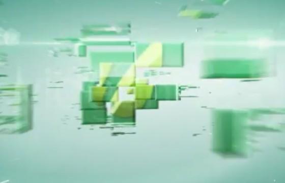 AE模板 碎片汇聚组合LOGO标志片头 Emerging Logo