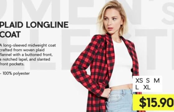 AE模板 时尚服装 图文商品介绍幻灯片展示 Fashion Market