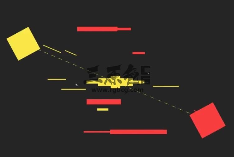 AE模板:几何形状LOGO显示动画 Shape Geometric Logo Intro Ae 模板-第1张