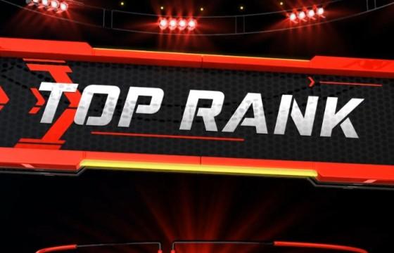 AE模板 顶级格斗拳击跆拳道比赛栏目片头 Top Rank Fighting