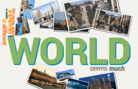 AE模板 图文展示旅行照片动力学排版 Travel Photo Kinetic Typography