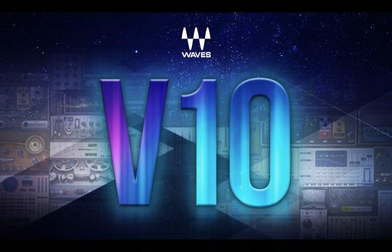 Au Pr 全套中文版VST音频效果器插件合集 Waves 9/10 一键安装版 Win/Mac