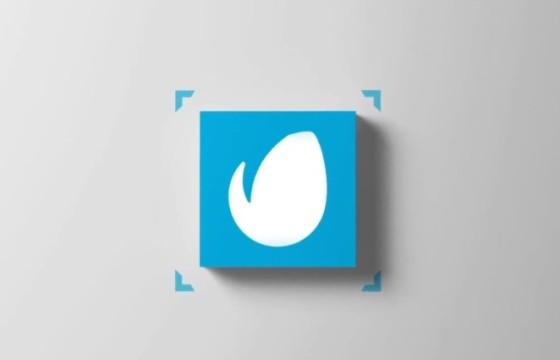 Ae模板 3D立方体LOGO标志显示 3D Cube Logo Reveal