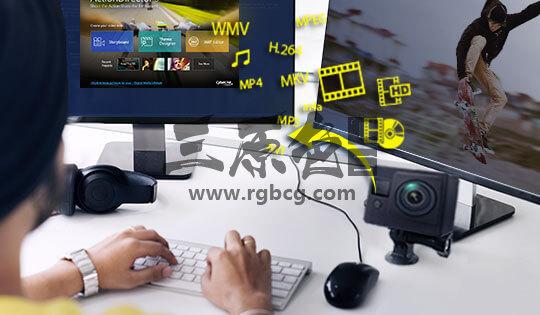 视频特效剪辑制作 威力酷剪CyberLink ActionDirector Ultra v3.0 中文极致版 影视后期-第4张