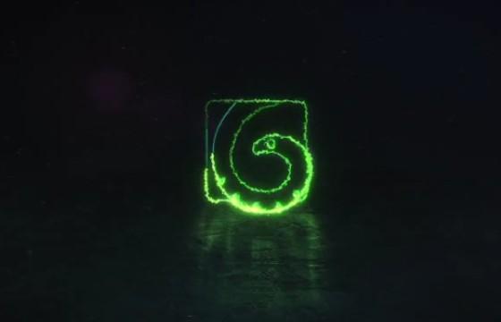 AE模板 电影LOGO开场片头 光线描边特效 Light Logo Reveal 2
