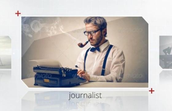 AE模板 – 三维空间照片图文幻灯片展示 Photo Slide – Plus
