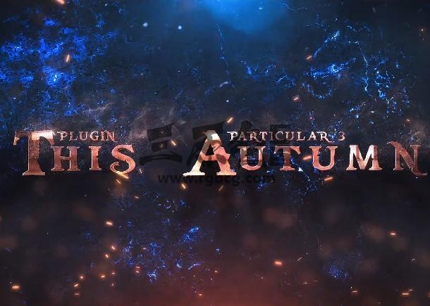 AE模板 - 电影游戏文字宣传预告片 Epic Song Teaser Ae 模板-第1张