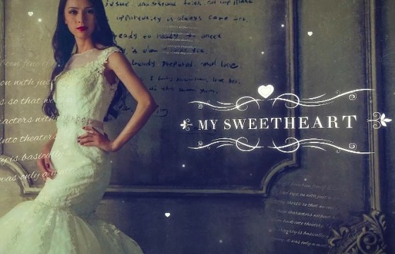 AE Pr模板 – 创意婚礼字幕条视差幻灯片 Wedding Parallax Slideshow
