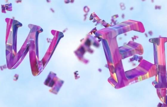 AE模板 – 彩色糖果样式三维文字动画片头 VideoHive Funny Pack