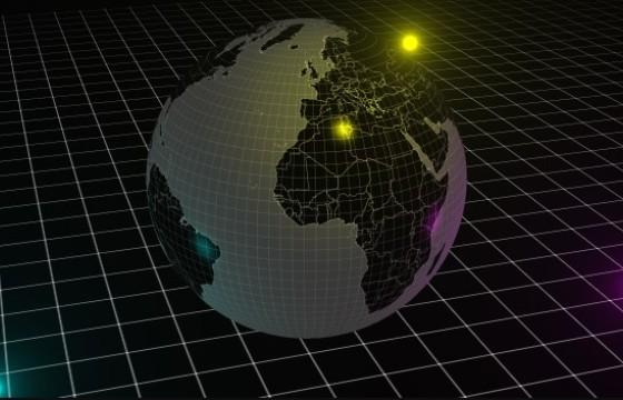 AE插件 三维圆球地球旋转效果制作 Aescripts Power Sphere v1.1.4+教程