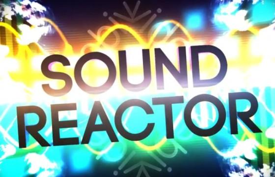 AE模板 动感时尚音频频谱动画字幕文字标题片头 Sound Reactor Titles