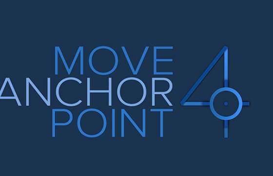 AE脚本扩展 中心点锚点移动对齐 Move Anchor Point 4 中文汉化版