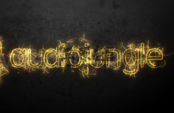 AE模板 能量粒子特效LOGO演绎片头 Energy Particle Reveal Ae 模板-第1张