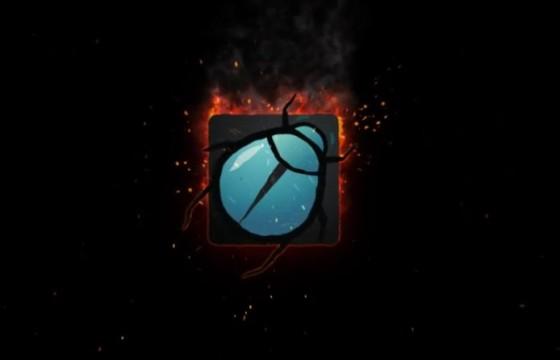 AE模板 真实粒子火焰燃烧特效片头 VideoHive Fire Logo