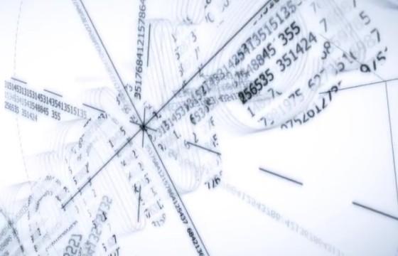 AE模板 – 素描数字公式LOGO动画显示片头 Quick Digital Sketch Logo