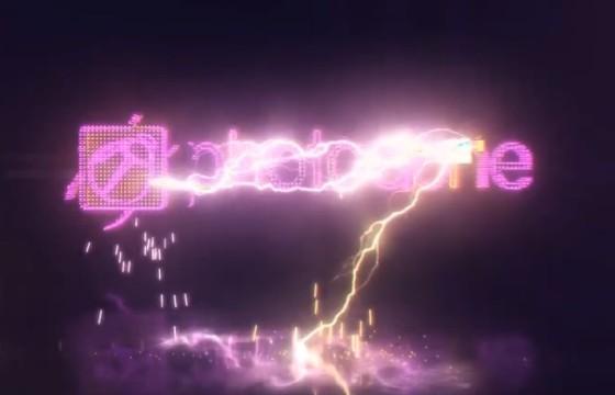 AE模板 – LED发光LOGO标志闪电特效片头 Videohive Energetic Electrify