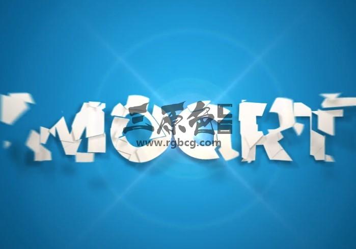 Pr 模板-Mogrt基本图形预设 LOGO片头 Short Elegant Title Reveal Pr 模板-第1张