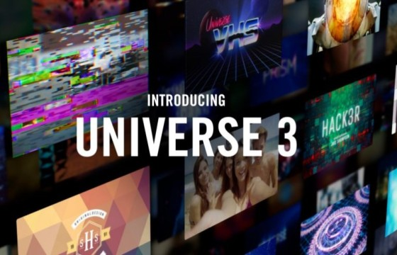 宇宙特效插件 Red Giant Universe v3.0.2 for Adobe AE Pr & OFX