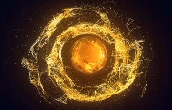 AE模板 金色旋涡LOGO显示片头 Gold Swirls Logo Reveal