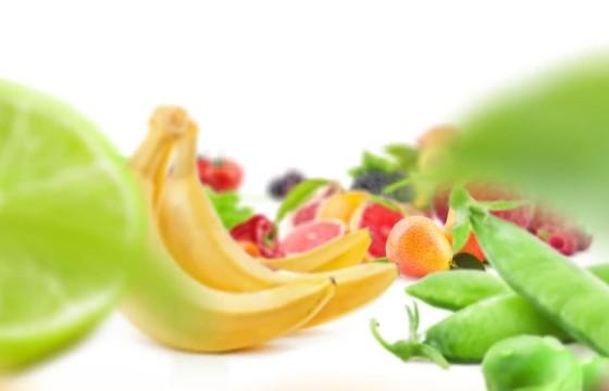 AE模板 绿色健康果蔬LOGO文字片头 Healthy Food Opener