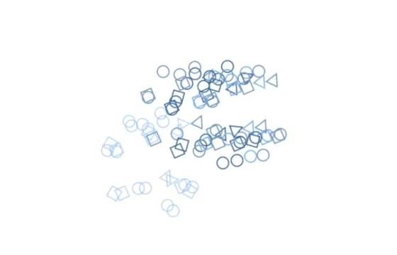 AE模板 简易图形动画LOGO显示片头 VideoHive Logofolio