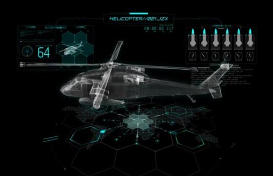 AE模板 – 高科技HUD透明动画元素 Hud Elements Pack
