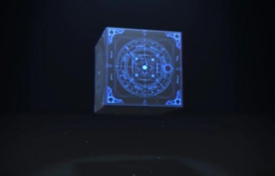 AE模板 三维立方体HUD动画LOGO显示片头 VideoHive The Cube