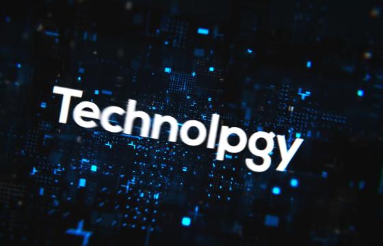 Pr图形模板 Mogrt预设 文字标题片头 Digital Technology Opener