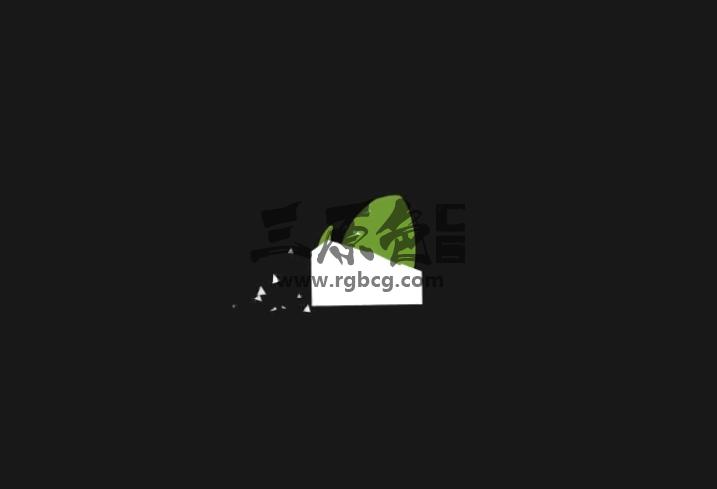 AE模板 创意MG卡通动画LOGO片头显示 VideoHive Flat Logo Ae 模板-第1张